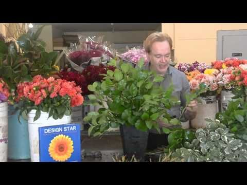 Designing with Mixed Greens by Michael Gaffney - YouTube