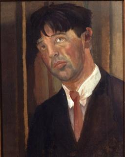 Spencer, Stanley (1891-1959) - 1923 Self Portrait (Stanley Spencer Gallery, England) by RasMarley, via Flickr
