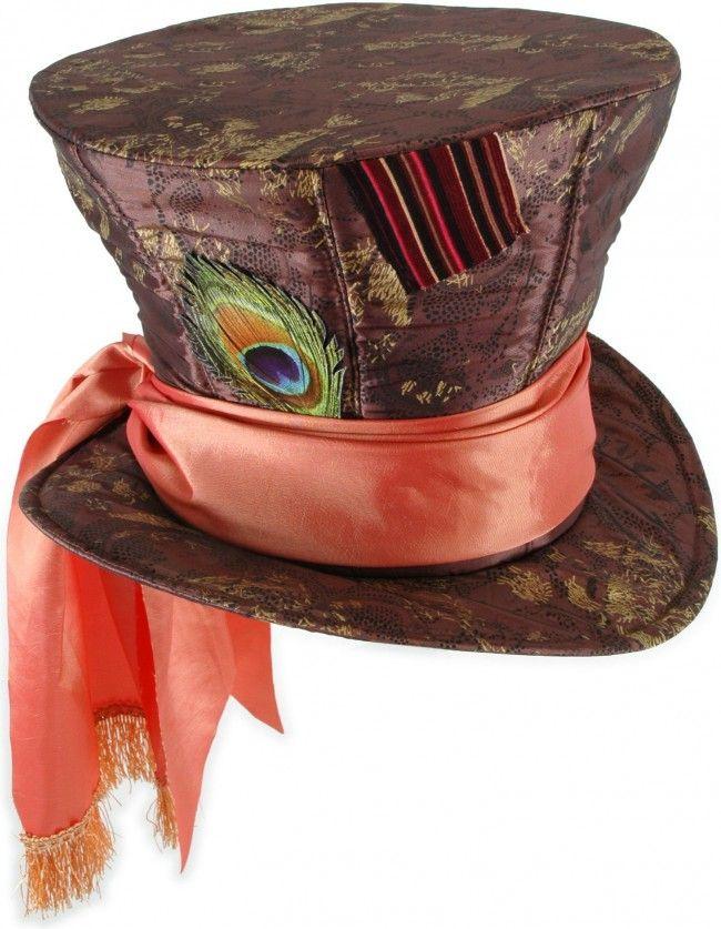 Alice im Wunderland Deluxe Hut verrückter Hutmacher