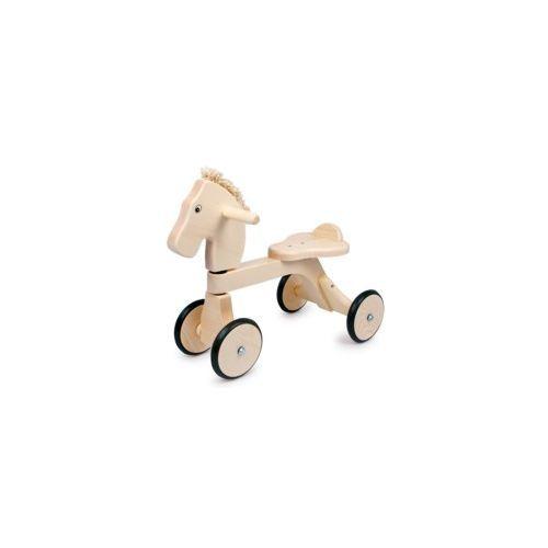 Trotteur en bois cheval pauli : en vente sur RueDuCommerce