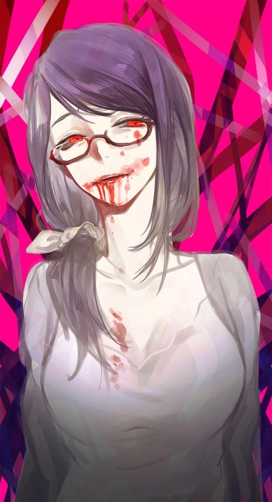 Toukyo Ghoul - Kamishiro Rize