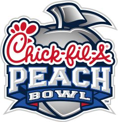2016 Chick-Fil-A Peach Bowl Schedule