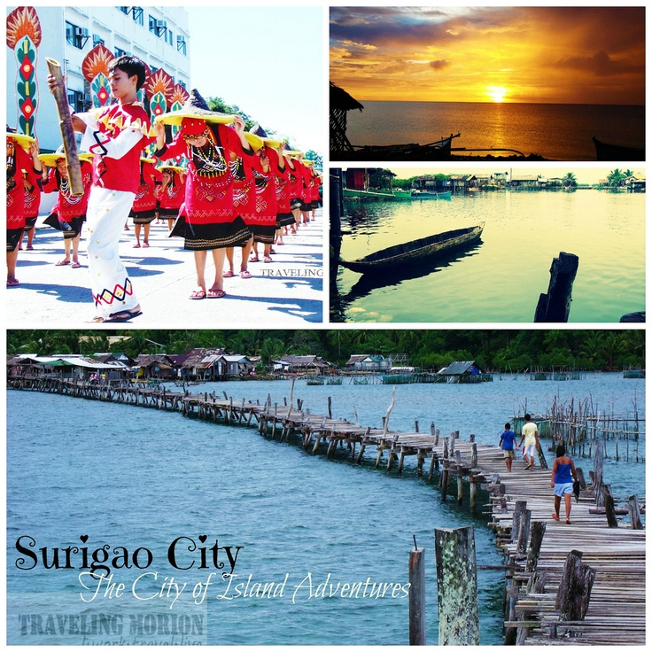 Traveling Morion | Let's explore 7107 Islands: Travel NOTES| Surigao City Travel Guide