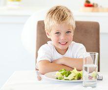 Kinderen meekrijgen in een natuurlijke levensstijl