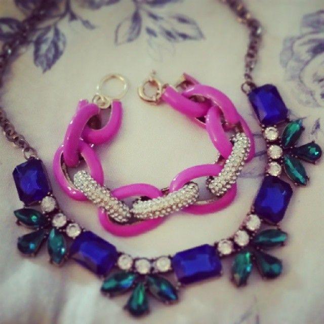 Statement Pieces #jewellery #statementpiece #necklace #bangle