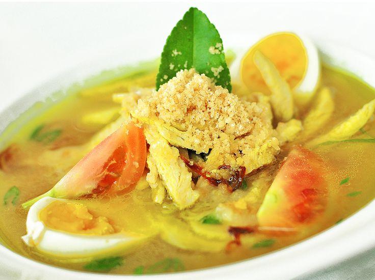 Chiken Soup Soto madura