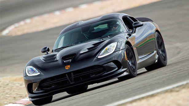 Dodge Viper SRT TA Black Venom  Cool Cars  Pinterest  Venom