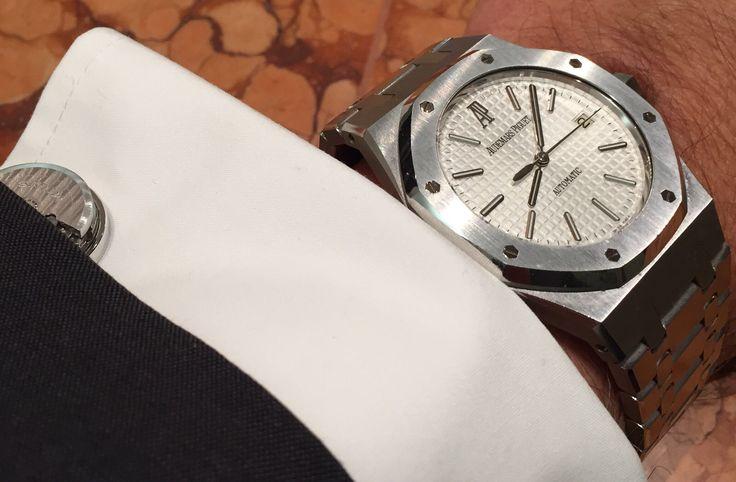 Audemars Piguet Royal Oak dress watch