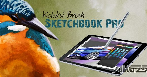Download Koleksi Brush Sketchbook Pro Terpopuler