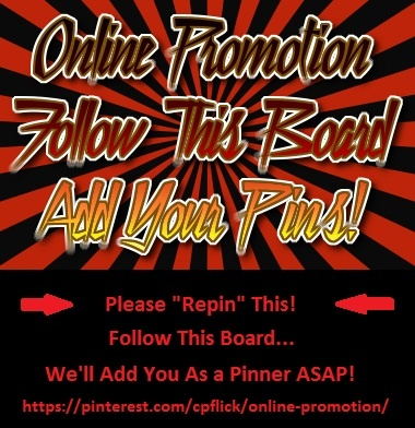 Online Promotion - Follow This Board... We'll Add You As A Pinner ASAP!  https://pinterest.com/cpflick/online-promotion/