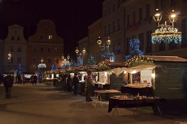 Dla każdego coś miłego na gliwickim Jarmarku #Gliwice #christmas #christmasmarket