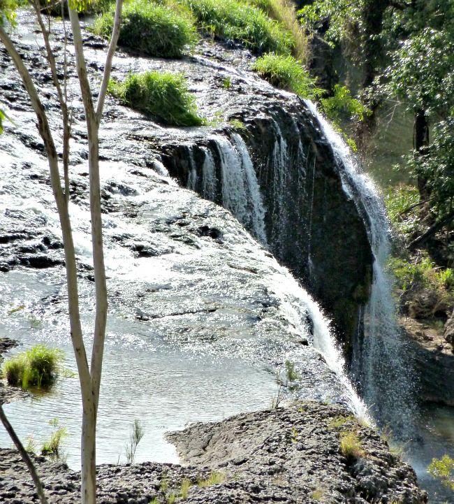 Millstream Falls, Australia's widest Falls