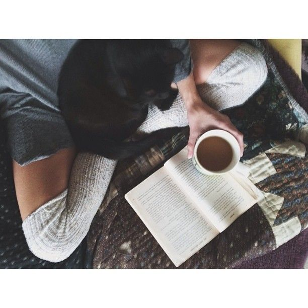 This is my perfect lazy Saturday, or any day // via .@Penny Douglas People | lazy Saturdays