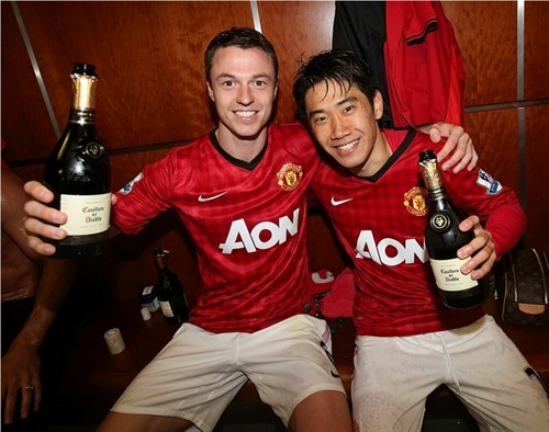 Gallery: Title celebrations - Official Manchester United Website