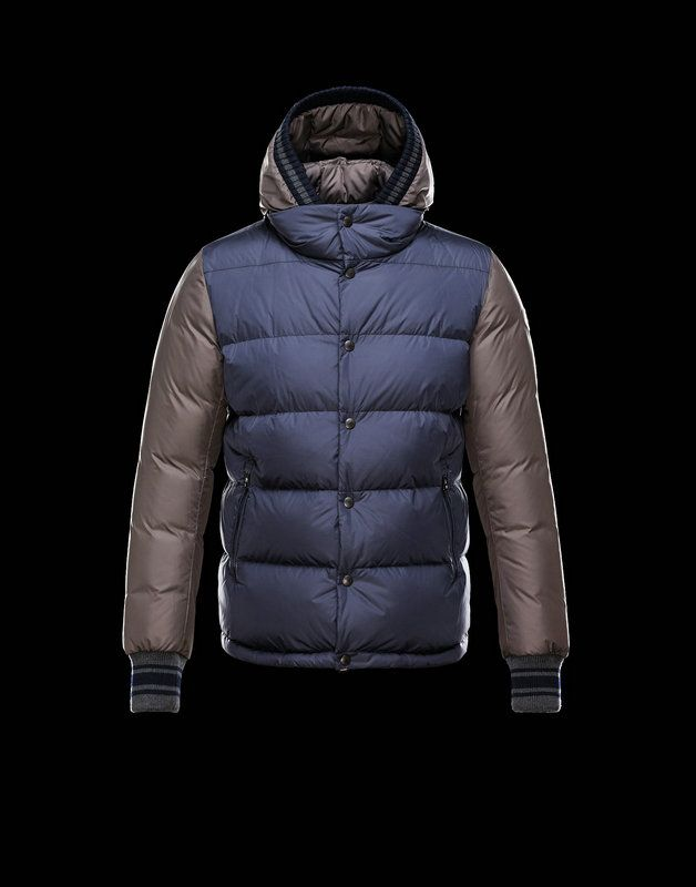 Moncler Uomini Giacca Monfort Blu €226.25