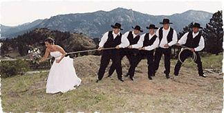 cowboy wedding engagement-wedding-photo-ideas
