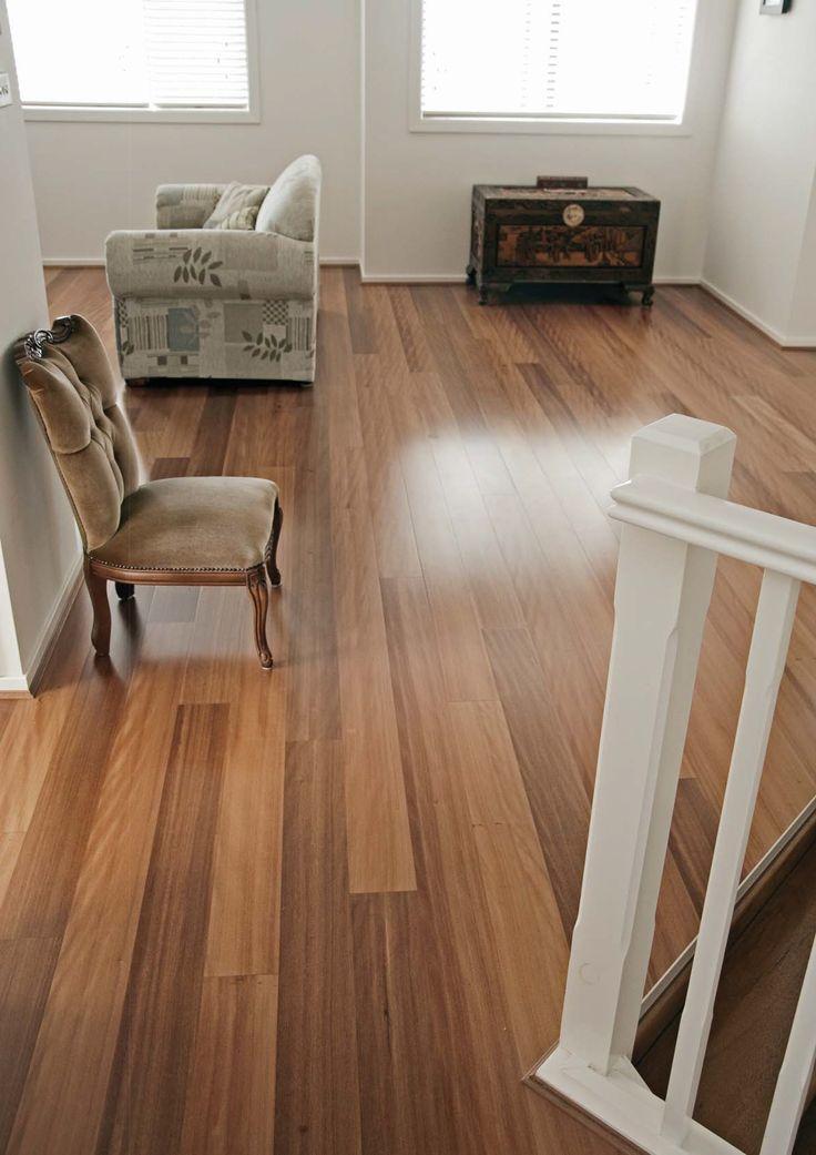 Naturally Australian Platinum timber flooring - Colour: Brushbox
