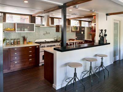 Grandes Idéias Para Casa: Cozinhas Rusticas/Modernas