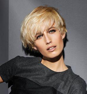 laagjes kapsel kort haar voor fijn dun haar 2015