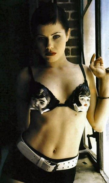 The 90's was hot because of you, Fairuza.