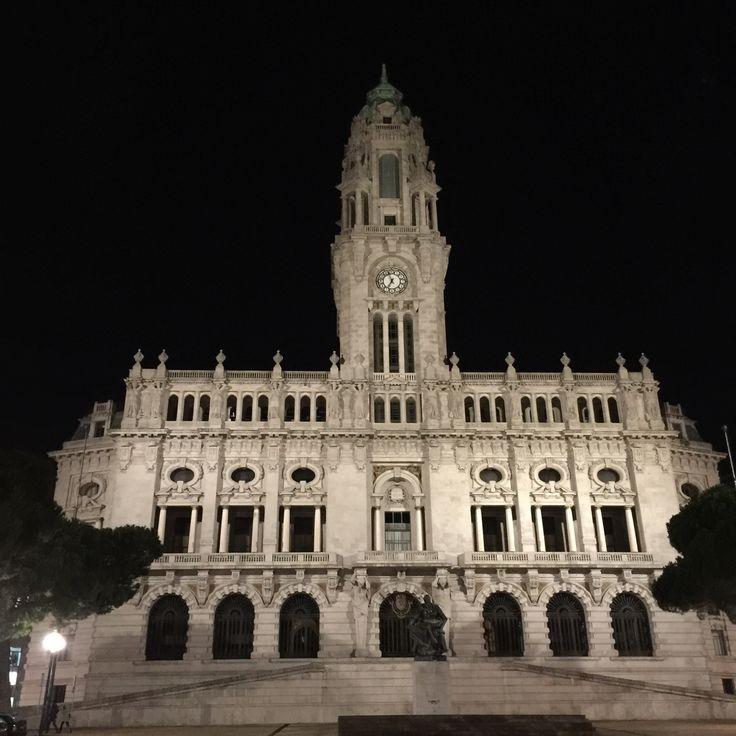 Paços de Concelho em Porto, Porto