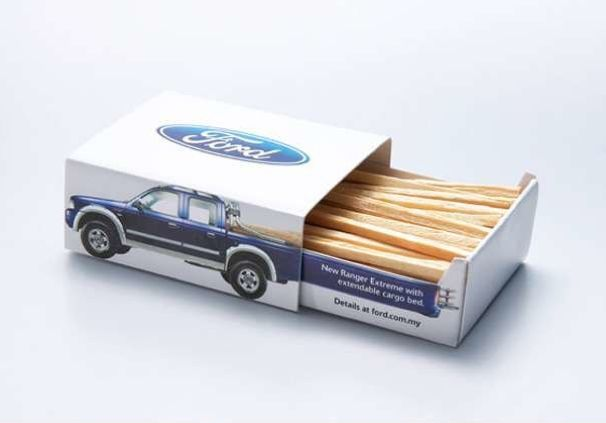 Ford Ranger Extreme: Matchbox