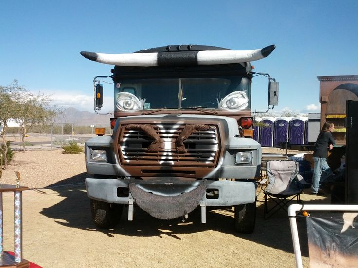 Whisky River Food Truck Phoenix AZ