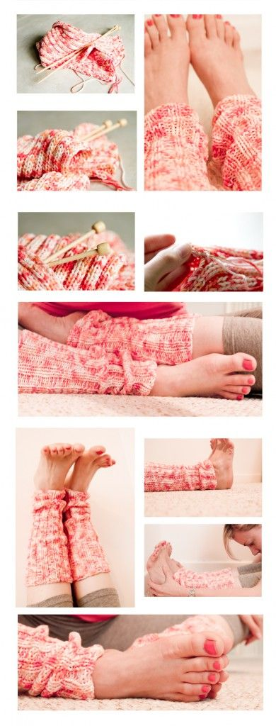 Yoga Leg Warmers Knitting Pattern : 1000+ images about Leg Warmers - knit&crochet on Pinterest
