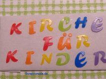 Wachsbuchstaben Regenbogen für Taufkerze(N)