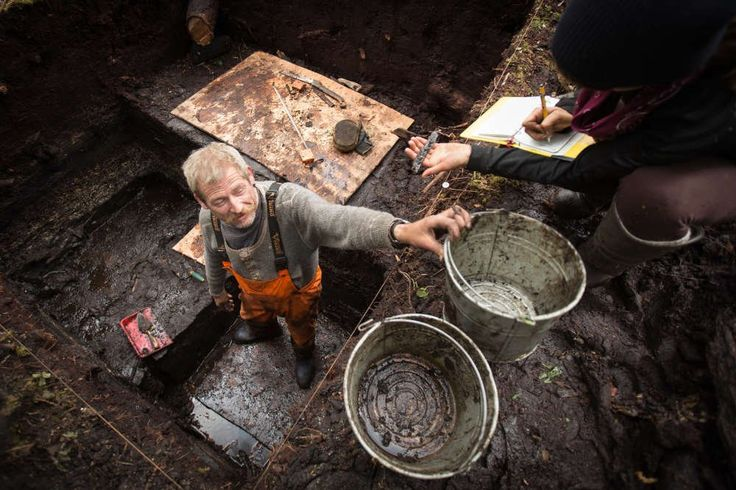 Oldest human habitation in Canada found 13-14k years old