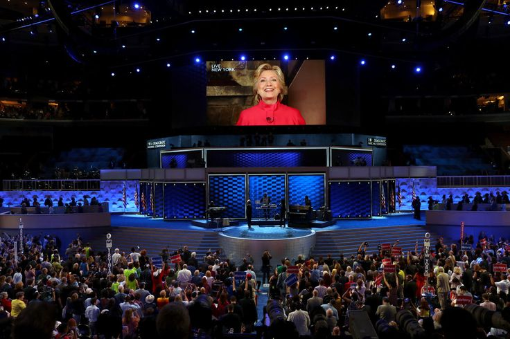 Protesters, reporters, delegates and security personnel converged this week in Philadelphia for the Democratic National Convention.