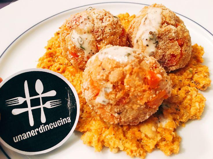 In occasione della giornata nazionale contro lo spreco alimentare 'Spreco Zero 2017', voglio presentarvi la mia ricetta anti spreco. Spero che vi piacerà! La ricetta qui -> http://www.unanerdincucina.it/la-mia-ricetta-riciclo-polpette-orzo-perlato-carote-peperoni-letto-pesto-alle-carote-maionese-aromatizzata-alle-erbe/ #unanerdincucina #foodporn #instafood #foodie #foodgasm #foodstagram #foodpics #foodpic #foodphotography #foodlover #food #eatingfortheinsta #chefmode #hungry #yummy…