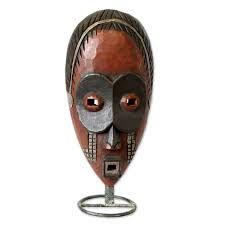 Znalezione obrazy dla zapytania african mask