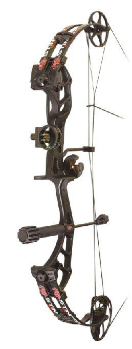 2018 PSE STINGER EXTREME RTS COMPOUND BOW Black Archery Supplies Australia