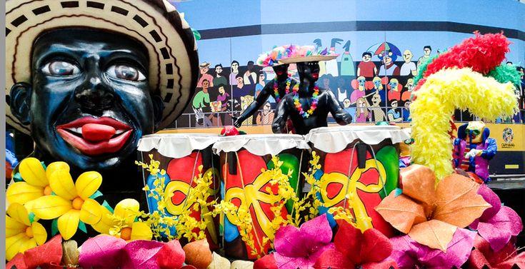 decoracion centros comerciales en el carnaval de barranquilla 2014 - Buscar con Google