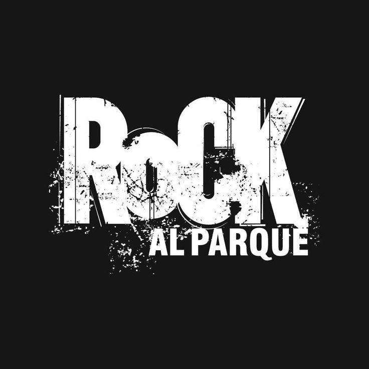 Logotipo Rock al Parque (2009)