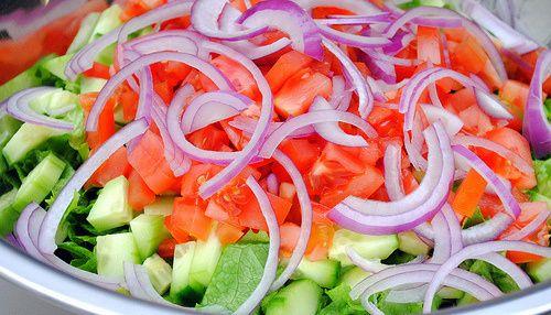 Biggest Loser Salad