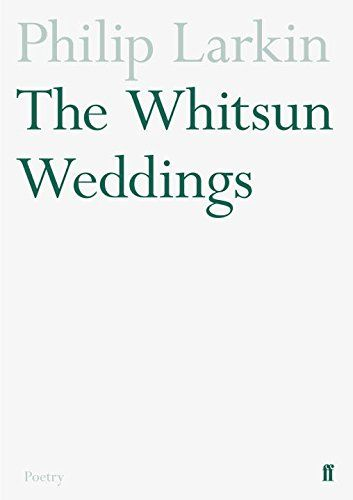 October ¦¦ The Whitsun Weddings by Philip Larkin