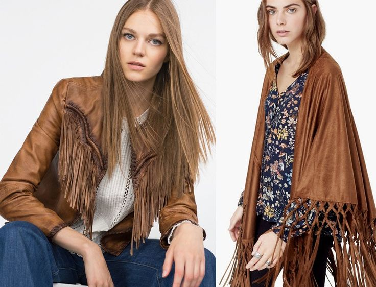 Zara 2015/16 Sonbahar Kış -  Püsküllü Giyim Modelleri http://www.yesiltopuklar.com/sonbaharda-bohem-stili-nasil-uygulanir.html