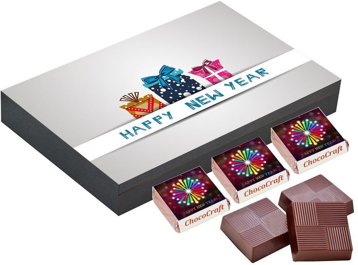 New year corporate gifts | Chocolate gifts
