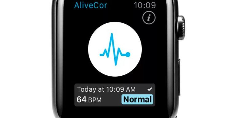 Apple Watch wristband sensor claims to detect potassium in your blood  without needles  The AliveCor KardiaBand a sensor compatible with the Apple Watch can detect dangerous levels of potassium in blood with 94 percent accuracy. Though the US Food and Drug Administration has not yet approved KardiaBand for this purpose its an interesting step forward considering that right now the condition is usually caught using invasive blood tests that use needles.  The KardiaBand by AliveCor is a sensor…