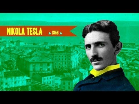 Hank brings us the tale of the bizarre and eccentric genius with the crazy eyes who spent his life increasing awesome wherever he went, and contributed in some way to pretty much every cool invention you can think of. Nikola Tesla spoke eight languages and, at the time of his death, held over 700 patents and was being investigated by the US gove...