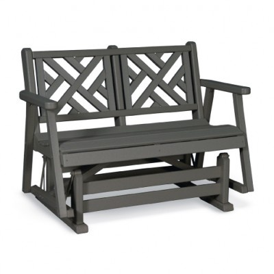 Chippendale 2 Glider Bench   85508 And More Lifetime Guarantee. Find This  Pin And More On By The Yard Outdoor Furniture ...
