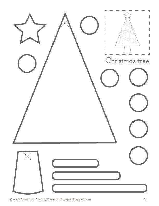 christmas tree_preschool