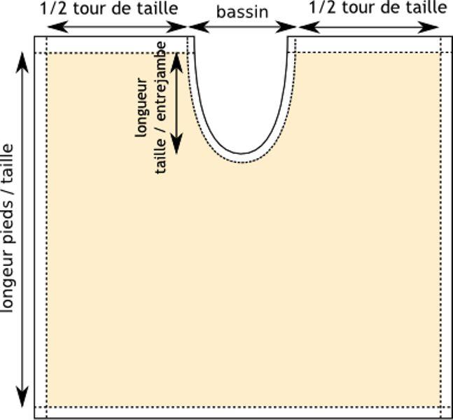 Брюки на завязках (2 варианта, DIY) / Простые выкройки / ВТОРАЯ УЛИЦА