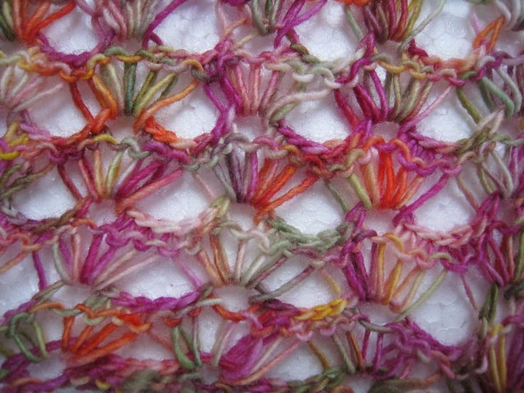 Ravelry: Yarrow modello sciarpa di pizzo da Jana Huck