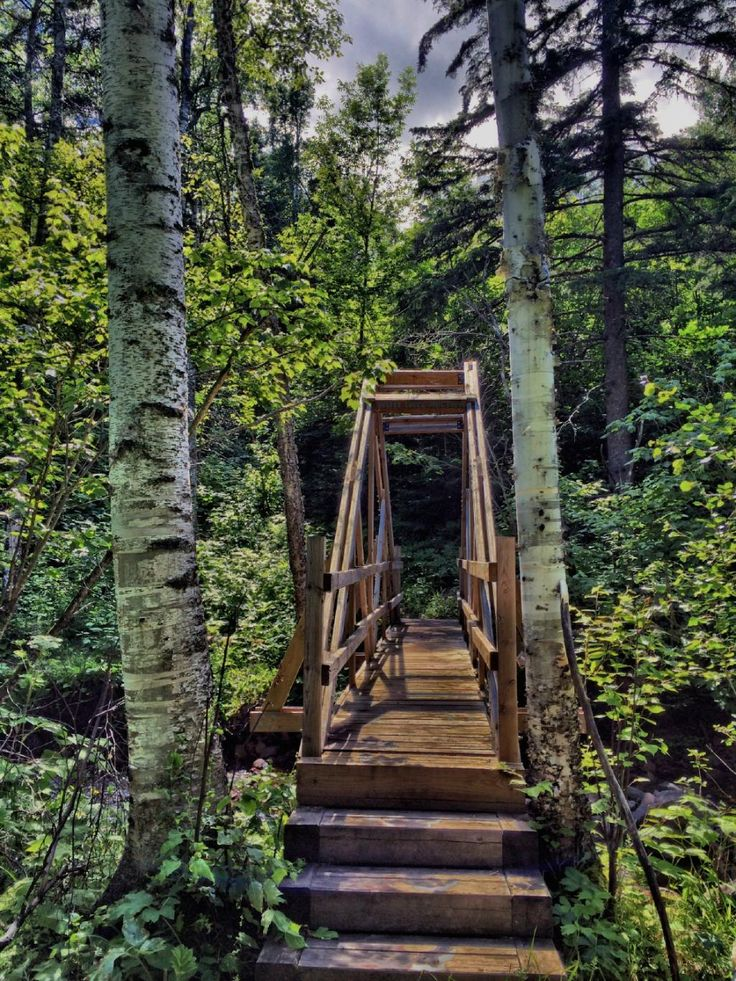 Superior Hiking Trail - Two Harbors