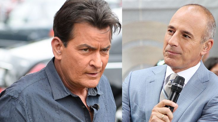 """Charlie Sheen is HIV Positive – New Reports – To Announce on NBC's """"Today Show"""" with Matt Lauer – Livestream link"""