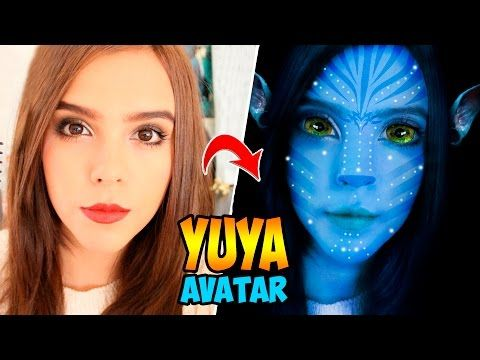 Como Hacer A Yuya Al Estilo Avatar│how To Make Yuya Style Avatar Videos Youtube Personajes