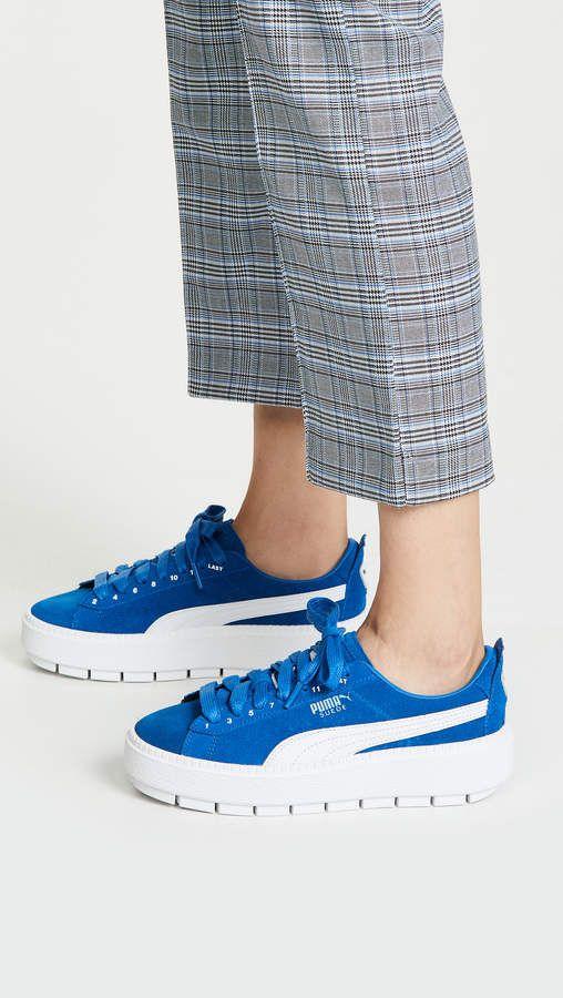 6427cd2eebf3 PUMA Platform Ader Error Sneakers